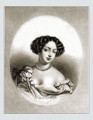 Marie Angélique de Scorailles, duchesse de Fontanges, Mistress,