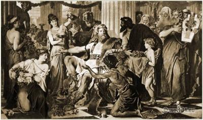 Alaric, Visigoths, Rome