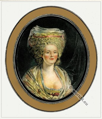 Rose Bertin, Directory, couture,
