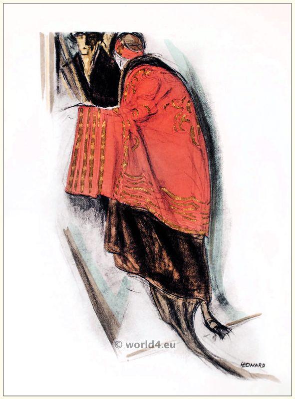 Art deco Evening dress by Hammer.