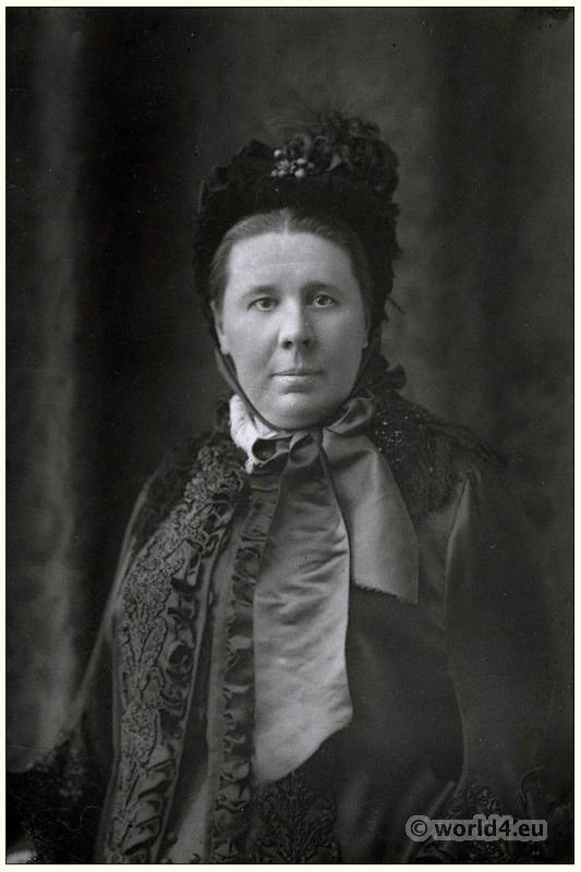 Emily Faithfull Suffragist.