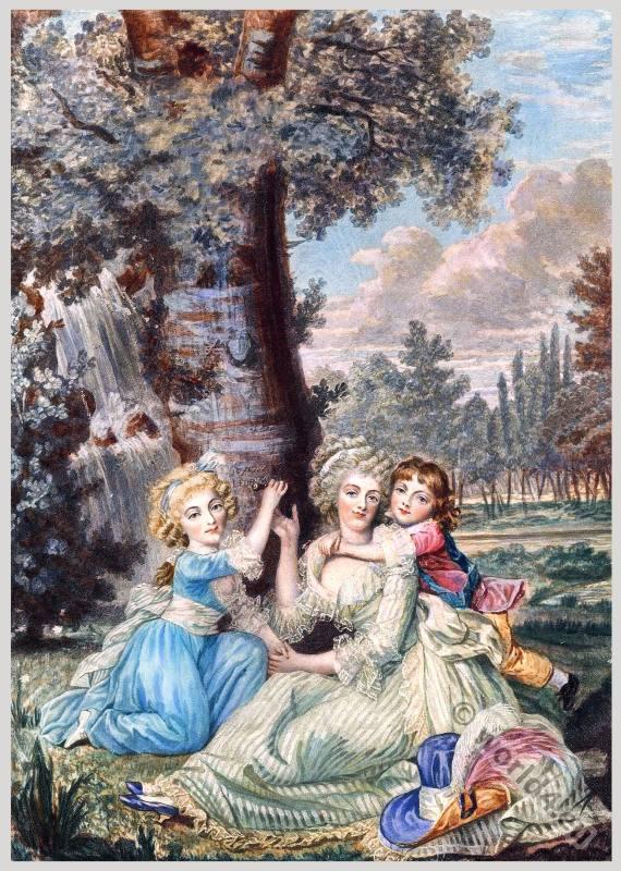 Marie Antoinette, Versailles