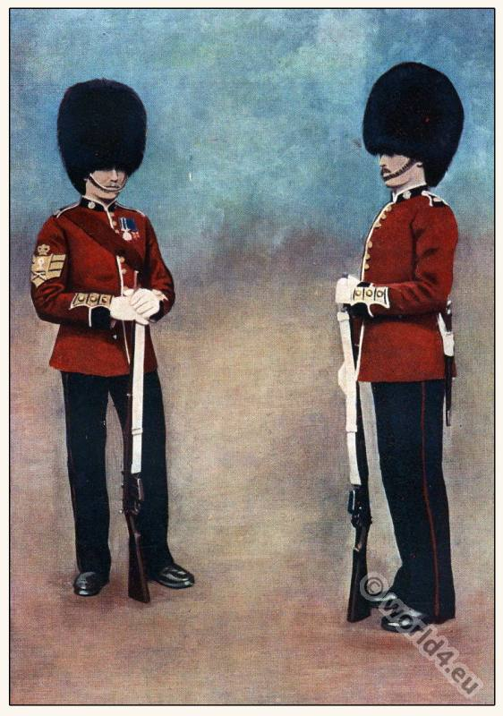 The scots guards england boer war uniforms world4 for Spa uniform norge