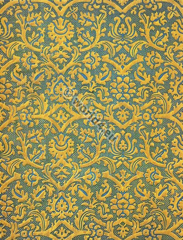 Textile, design, Louis XIV, 17th, century, Fabrique, Française,