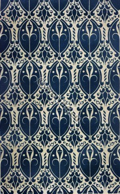 Italian renaissance fabrics. 15th century fabrics design at Louvre. According to Jean de Fisole. Middle ages textil.