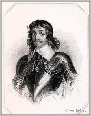 James, Duke, Hamilton, England 17th century,  English, Civil War,