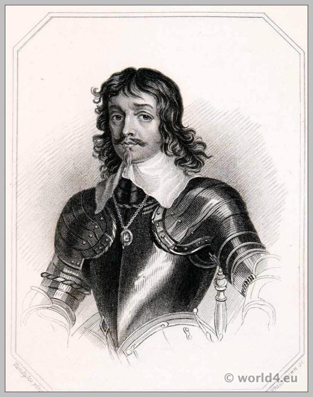 James, Duke, Hamilton, royalist, England, 17th, century