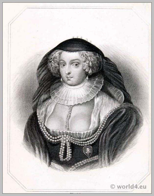 Frances Stewart, Duchess, Richmond, Lennox, England, Baroque, Turdor, costume,