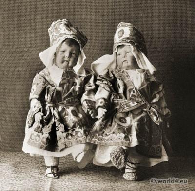 Kathe Kruse dolls original handmade. Berlin 1912.