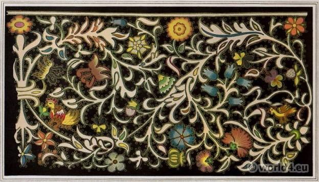 linen, lace, Spain, 17th Century, Baroque, fabrics,
