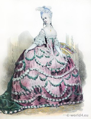 Marie Antoinette, Queen of France and Navarre