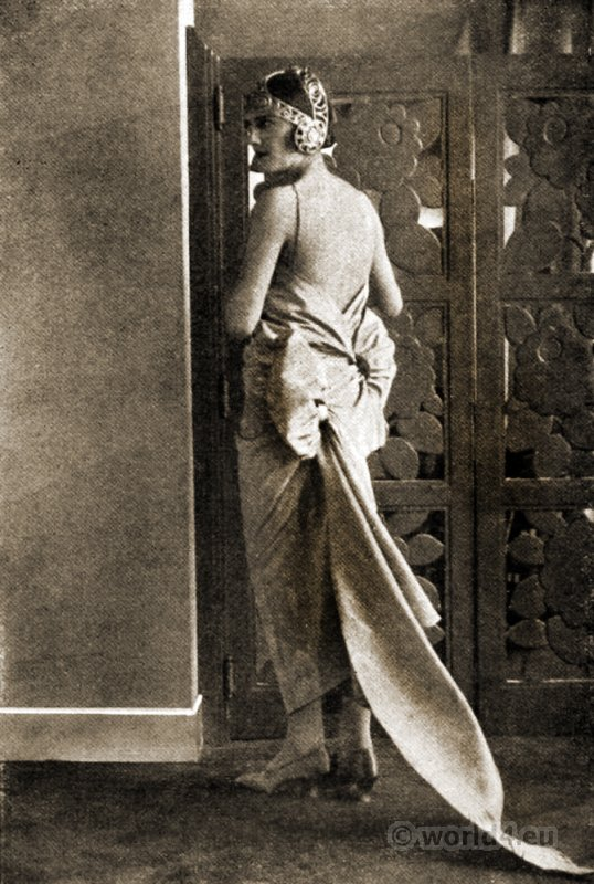 Paul Poiret, Salon, Orienta, Art deco, Fashion, Costume