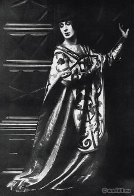 Alexander Sakharov dancer, choreographer, painter and teacher. Dance Costume