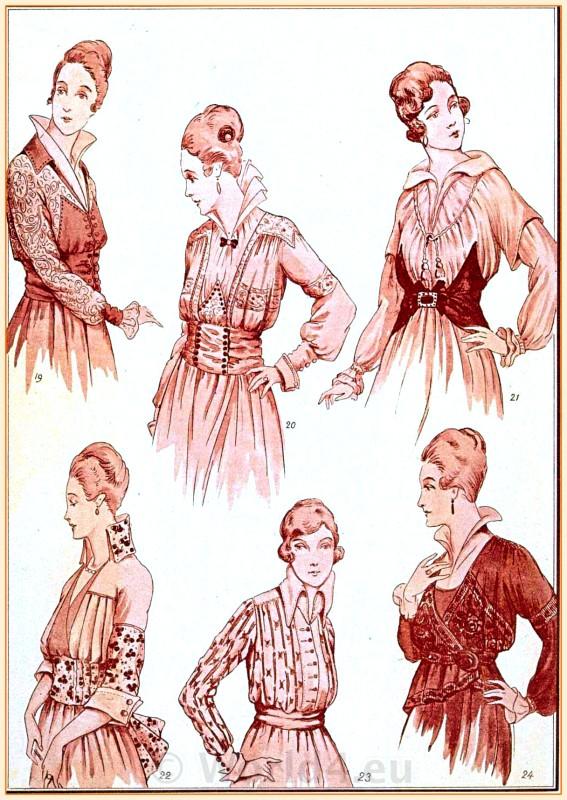 Blouses, Style, Parisien, parisian fashion, chic, france, Couturier