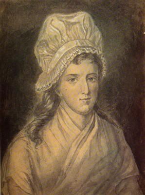 Charlotte Corday, French Revolution, portrait,