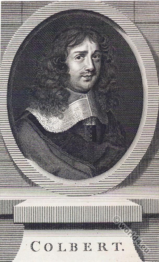 Jean-Baptiste Colbert, Mercantilism, 17th century ,