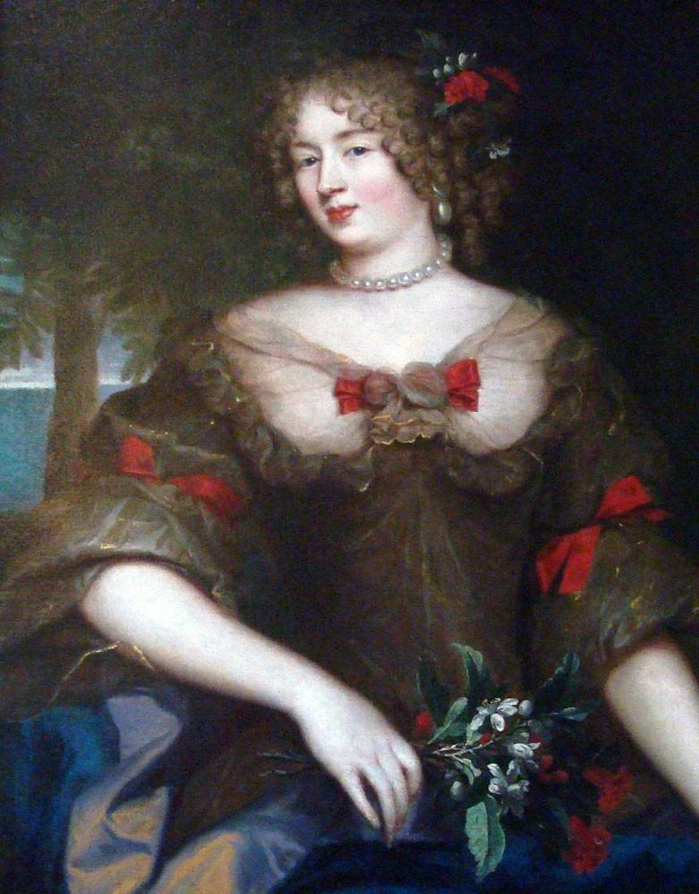 Françoise Marguerite de Sévigné, Louis XIV, Fashion, history, baroque, 17th, century, Versailles,