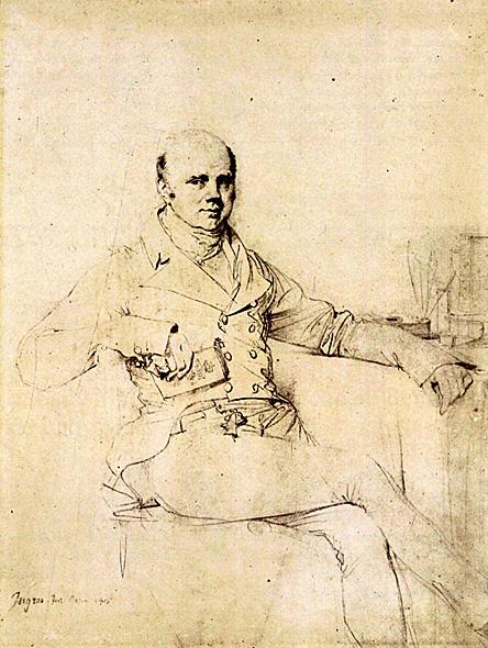 Paris Salon. John Russel, Sixth Duke of Bedford.