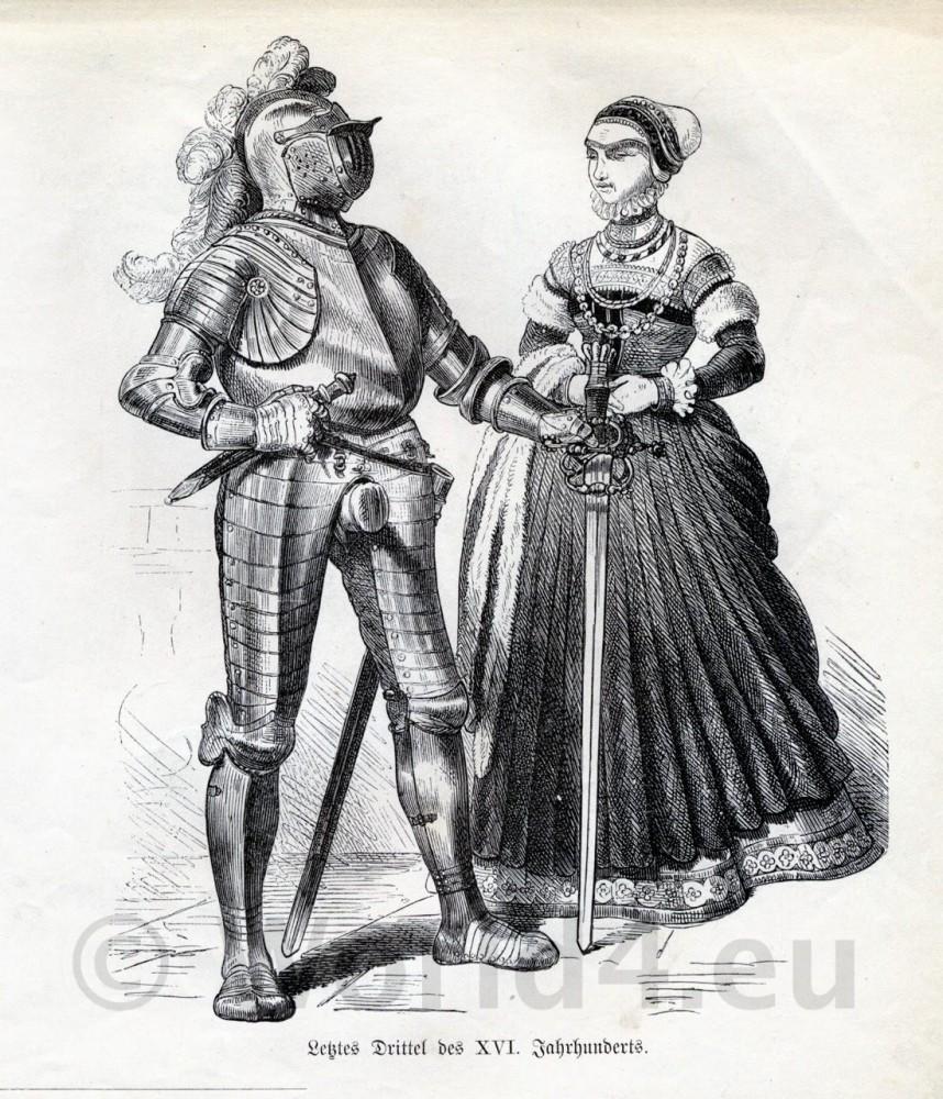 Renaissance, Knight, Medieval, dresses