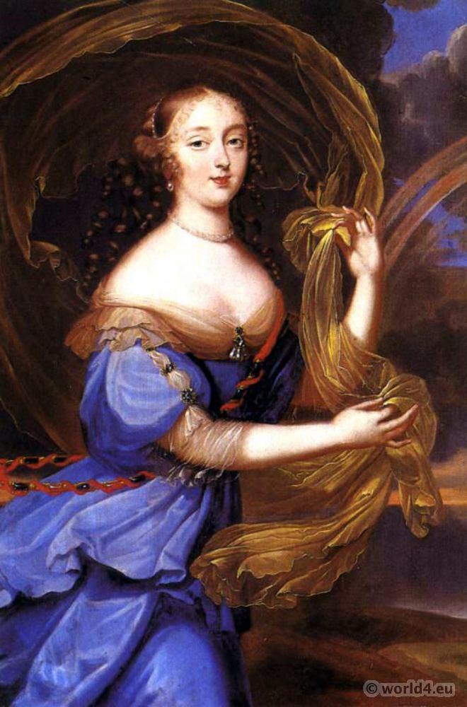 Marquise, Montespan, Mistress, baroque, fashion,