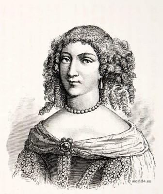 Louise de La Vallière, Mistress, Louis XIV,