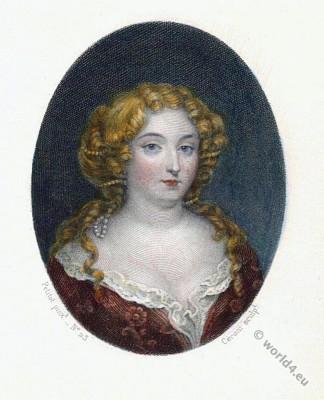 Madame de Montespan, Mistress, Lous XIV,