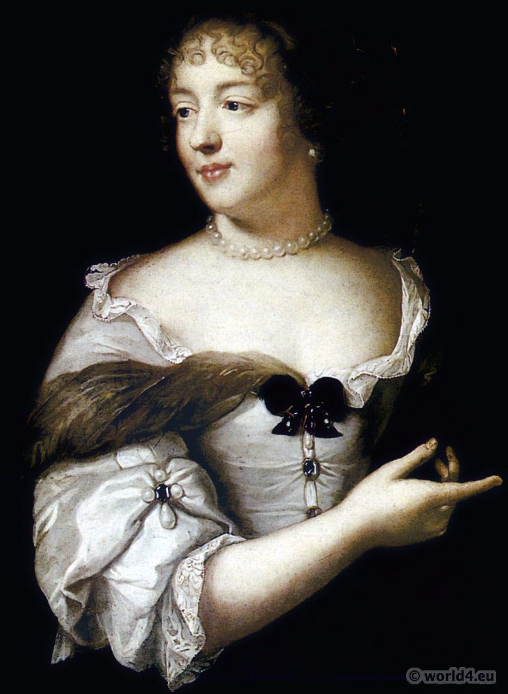 Marquise de Sévigné,