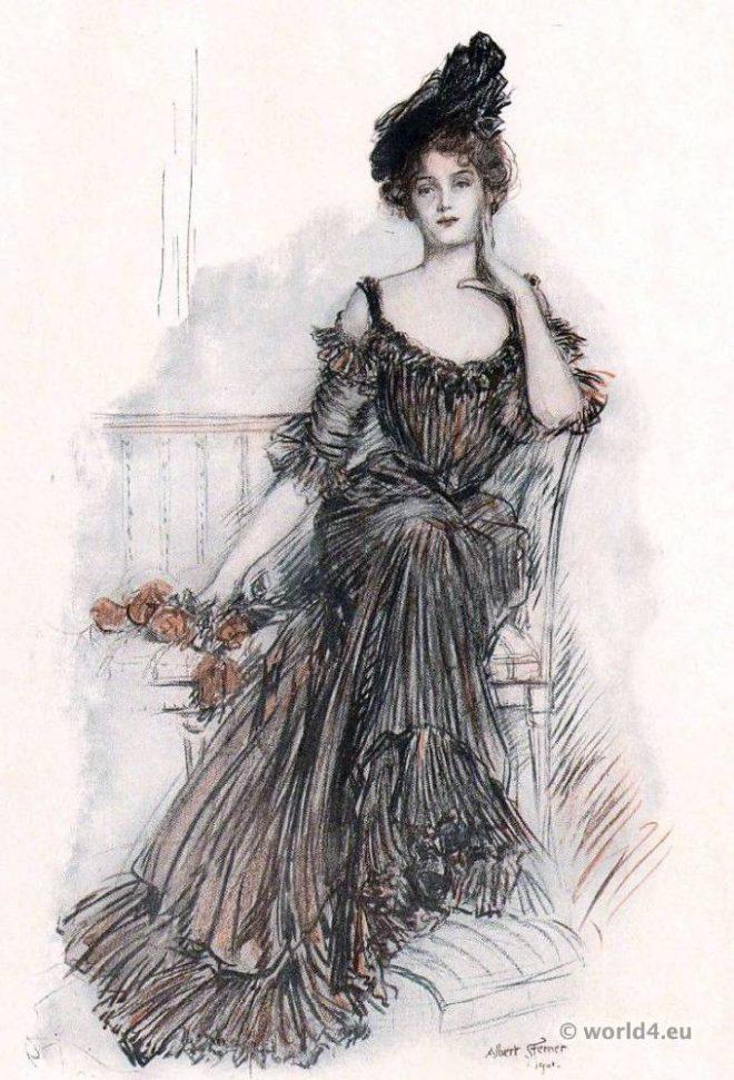 American, Beauty, Albert Sterner,
