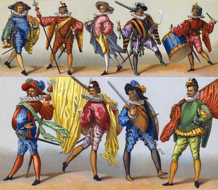 Renaissance, French, military,