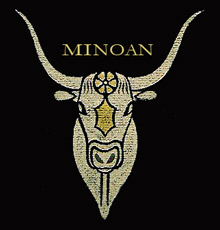 bull, Palace, Knossos, Minoan, Crete, Ancient,