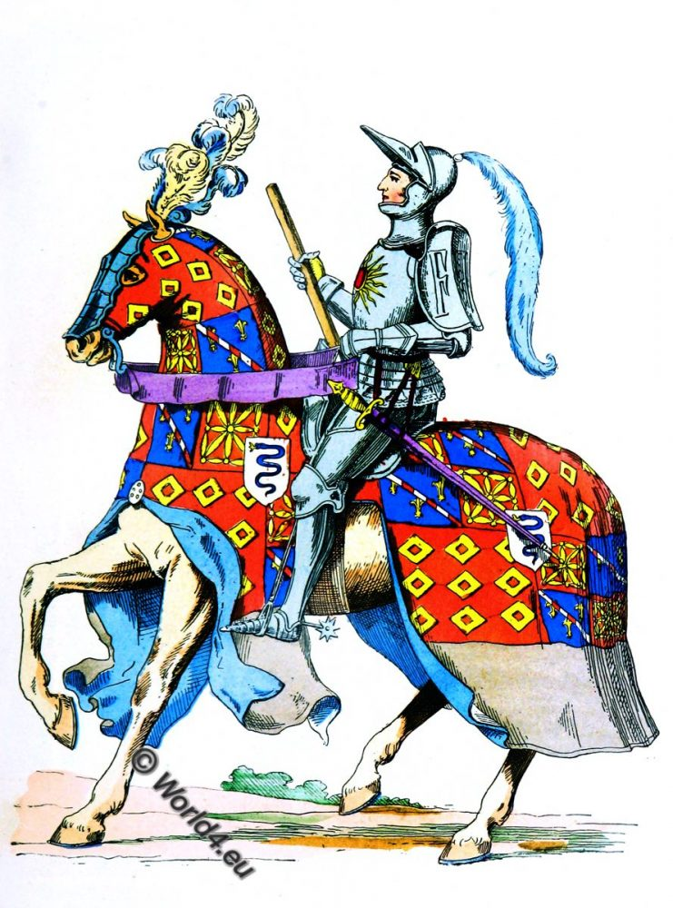 Pierre I de Rohan, diplomat, Maréchal, France, Middle ages,