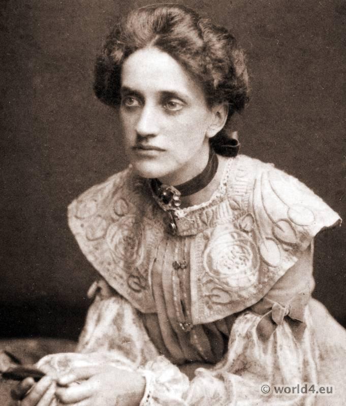 Suffragette, Ann Macbeth, artist