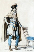 Jacques-Louis David, French revolution, fashion,