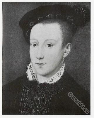 Charles IX,  François Clouet,