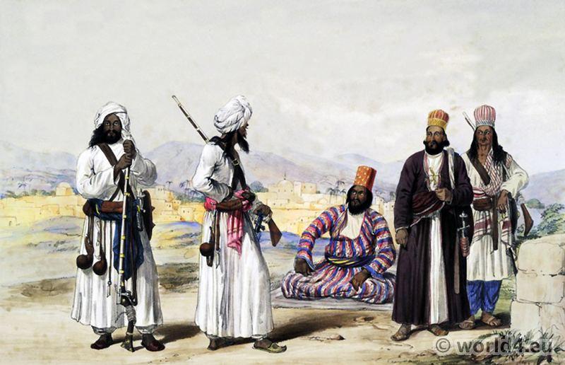 Costumes Brahui Pakistani people. Dâdhar Baluchistan, Pakistan. Traditional Afghanistan National Costumes.