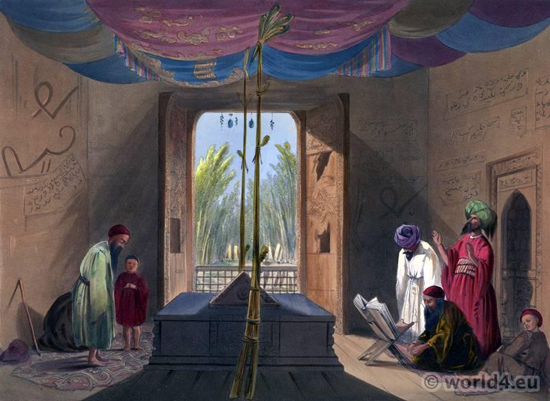 Sultan Mahmud of Ghazni. Ghaznavid Mahmud. Traditional Afghanistan National Costumes