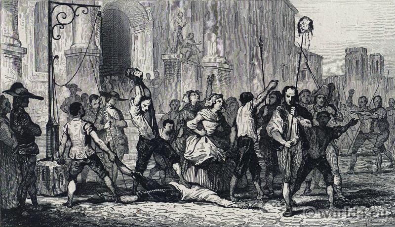 Joseph, François Foullon, Controller-General, Finances, French, Revolution, History