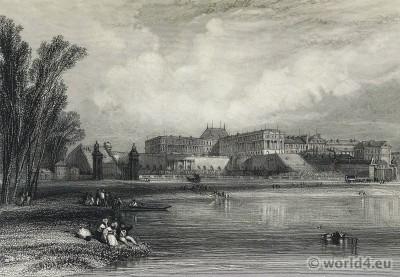 Versailles, Royal, château, Louis XIV, palace, France,