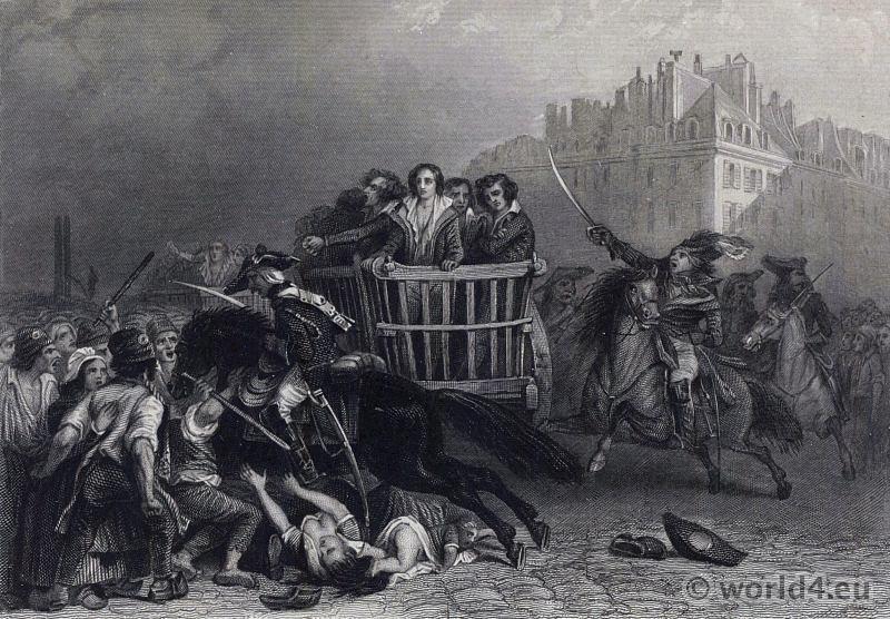 French, Revolution, Reign, Terror,