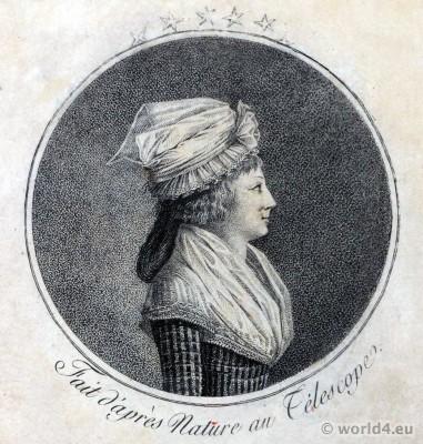 Telescope, Portrait, Princess Royale, Marie Thérèse Charlotte, French Revolution,