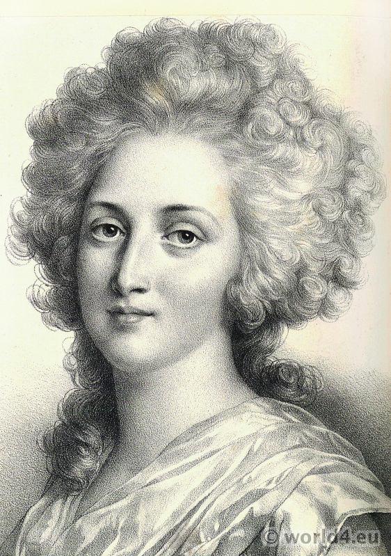 Madame, Princess, Élisabeth, France, Portrait