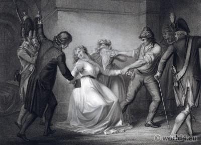 Princess, Élisabeth, Marie Antoinette, French, Revolution, conciergerie, Marie Thérèse Charlotte,