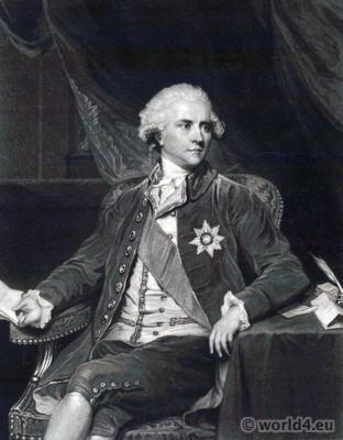 James Harris, 1st, Earl, Malmesbury,English, diplomat, Portrait, French, Revolution, History