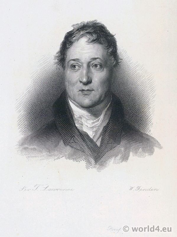 William Huskisson 1770–1830. British statesman. Portrait French Revolution History
