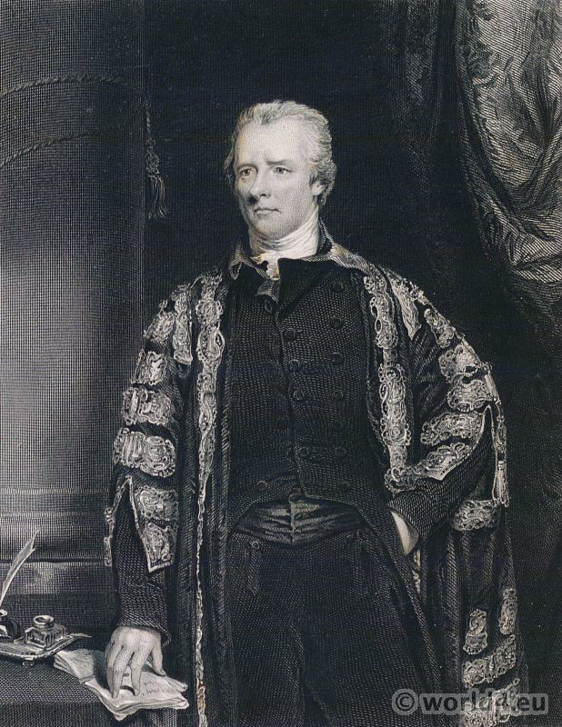 Portrait, William Pitt the Younger, British, Prime Minister,