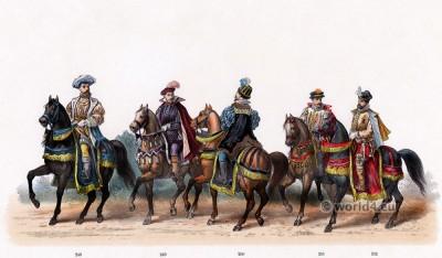 Netherlands 16th century renaissance costumes.