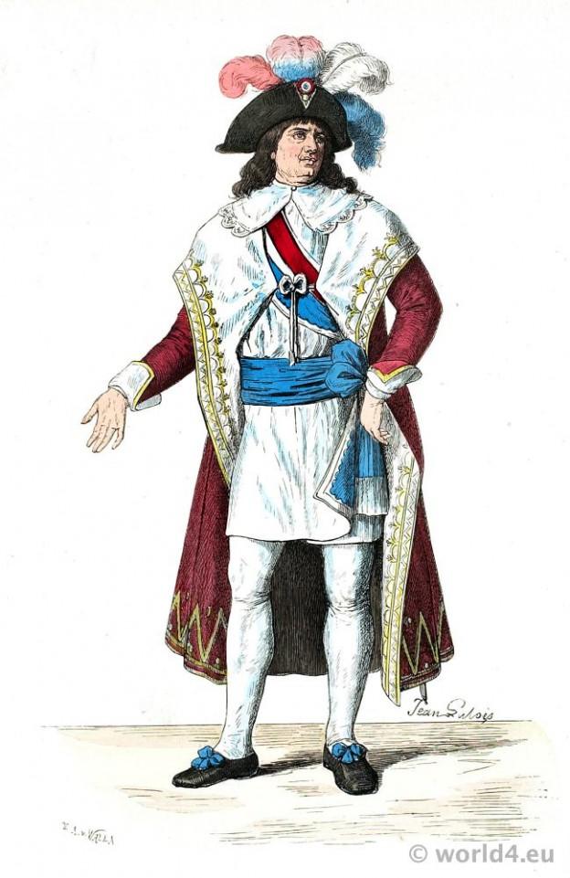 Directoire, Member, Franz Lipperheide, Costume,
