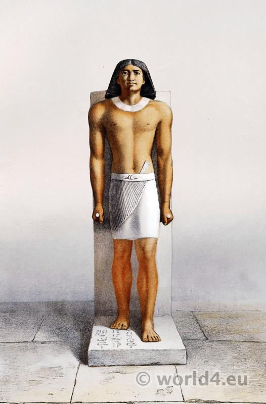 Ancient Egypt writer costume