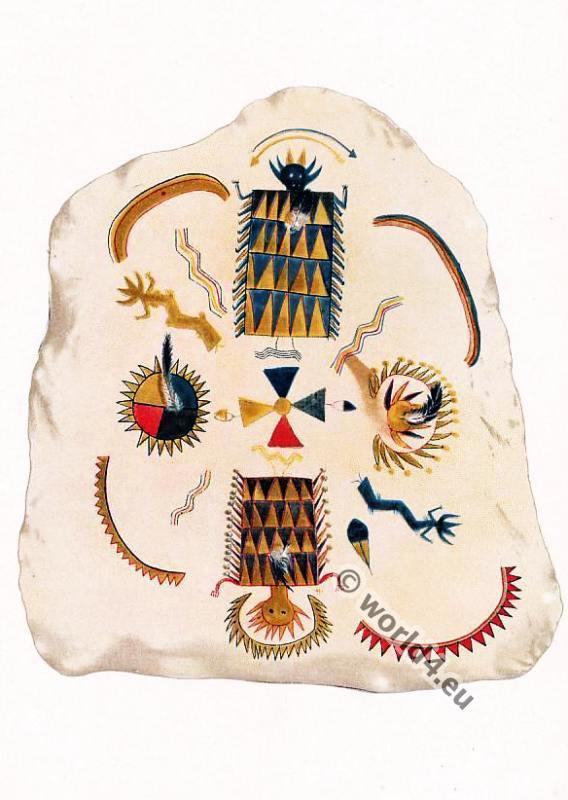 Apache, medicine, shirt,
