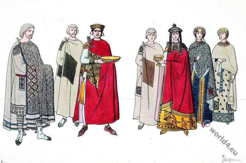 Byzantine, Emperor, Justinian, Empress, Theodora, St. Vitale, Ravenna, Mosaics